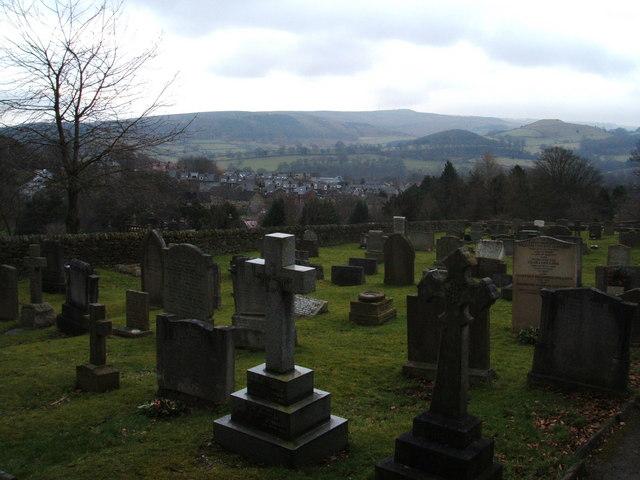 Burial Ground, Hathersage