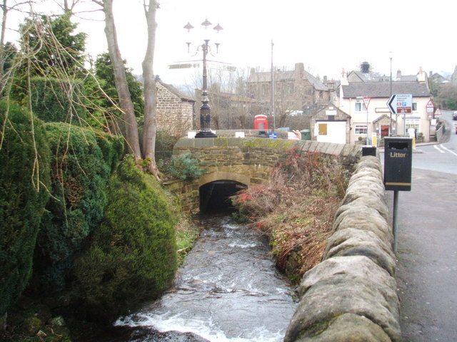 Hood Brook, Hathersage