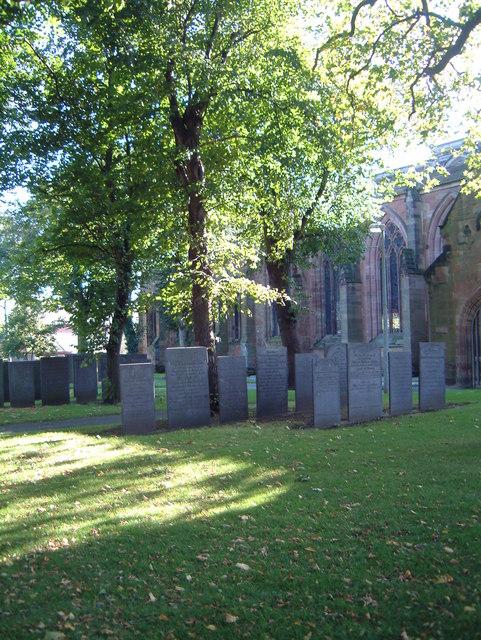 St Editha's Churchyard  (10)
