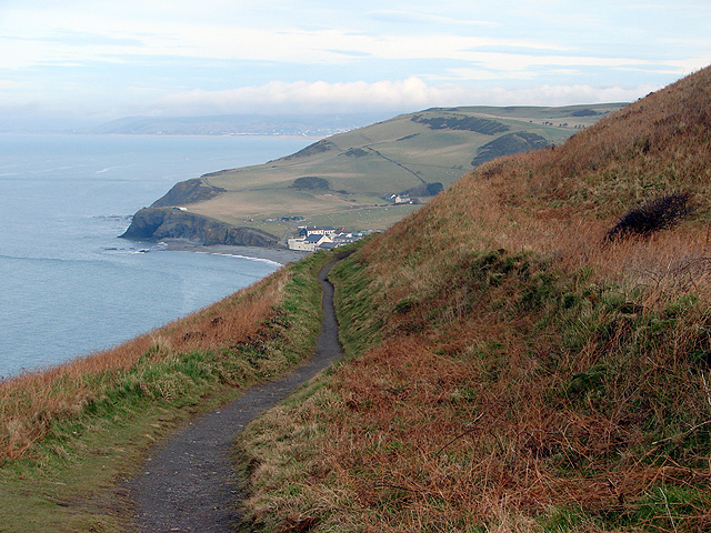 The Ceredigion Path on Constitution Hill