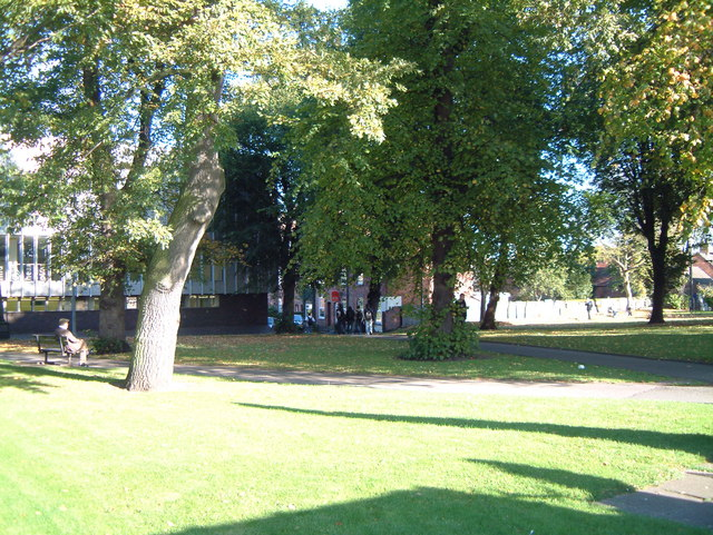 St Editha's Churchyard  (11)