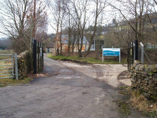 Sewage Works, Hathersage