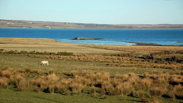 Towards Loch Indaal