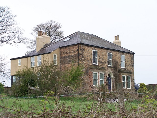 Lang House, Long Lane, near Worrall