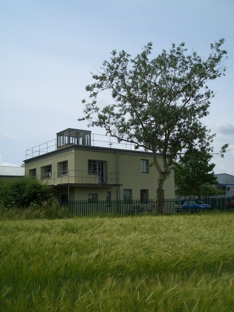 Old Control Tower, Rackheath