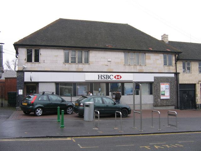 HSBC Bank Kingstanding