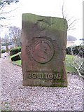 SP0694 : Stone Memorial, Matthew Boulton, Asda Queslett by Roy Hughes