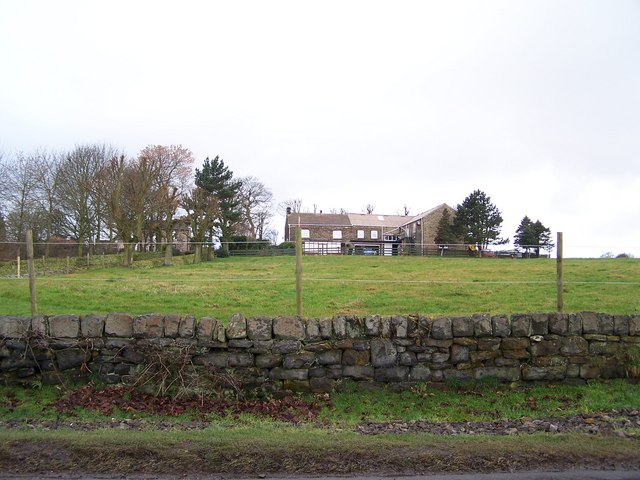 Lang House Farm - 2, from Long Lane, near Worrall