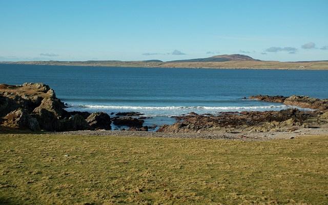 Coastal View On Loch Indaal