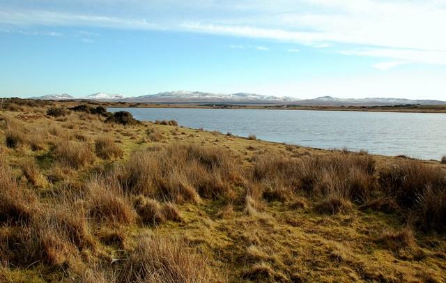 Lochan na Nigheadaireachd View