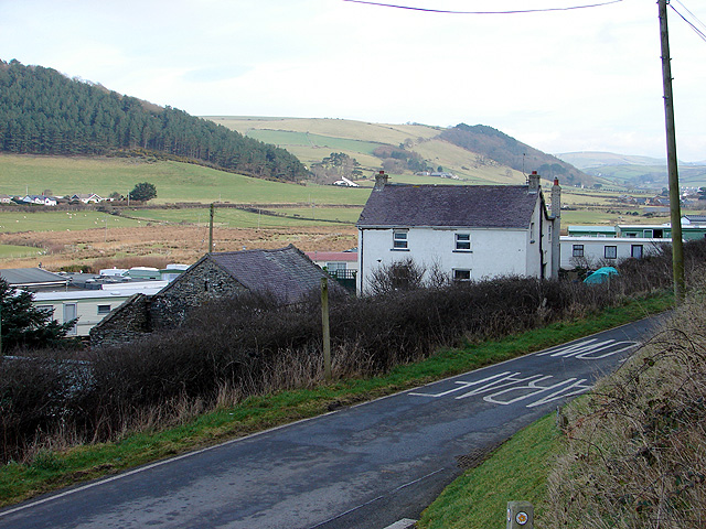 Cottage at Glanmor Fach
