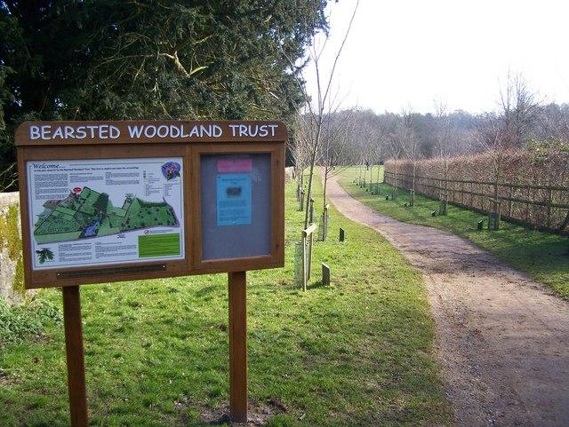 Bearsted Woodland Trust