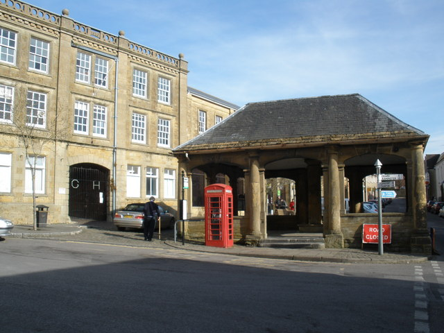 The Market House, Ilminster