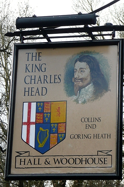 The King Charles Head