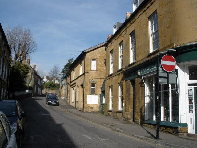 North Street, Ilminster