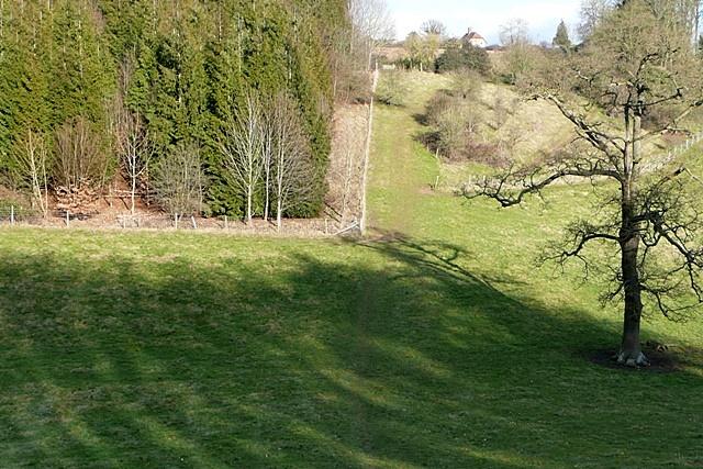 Combe near Pathhill Farm