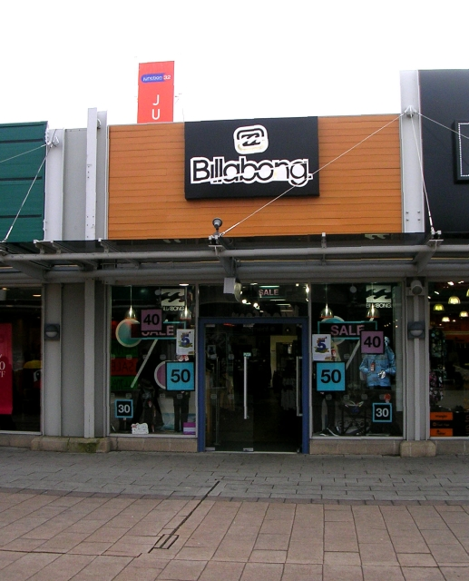 Billabong - Junction 32