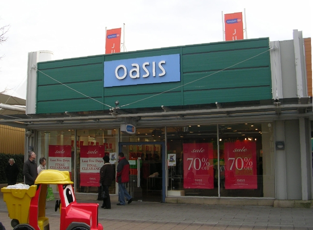 Oasis - Junction 32