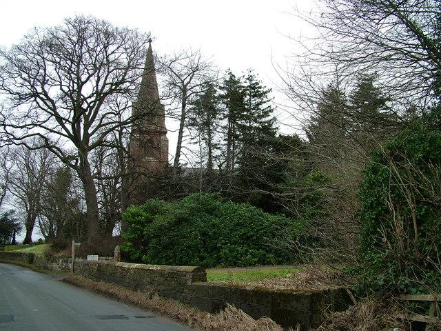 Holme Eden Church