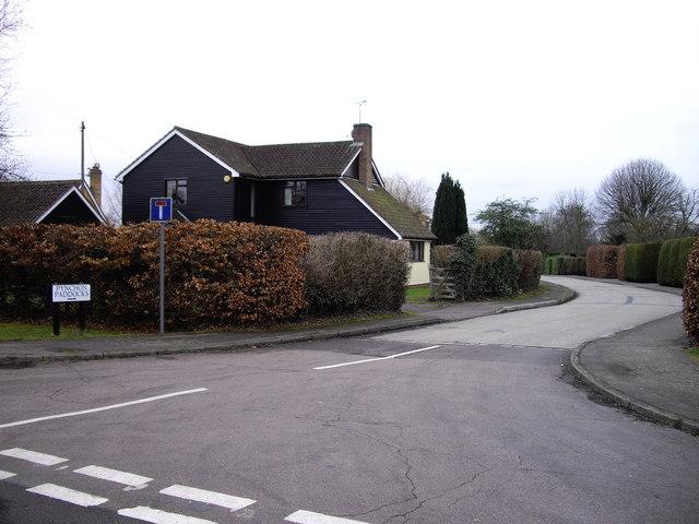 Pynchon Paddocks Little Hillingbury