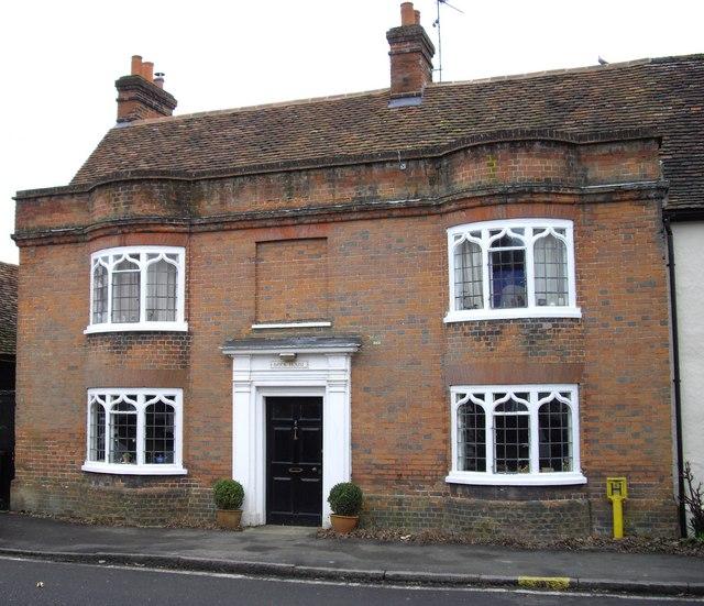 Brick House Hatfield Broad Oak High Street