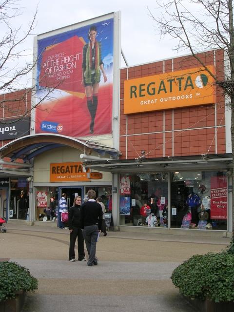 Regatta - Junction 32
