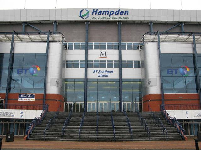 Hampden - Scotland's National Stadium