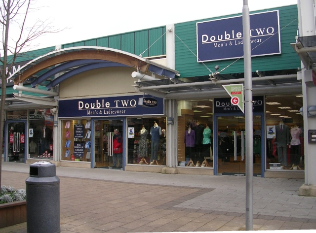 Double Two - Junction 32