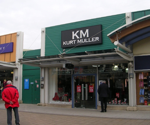 KM Kurt Muller - Junction 32