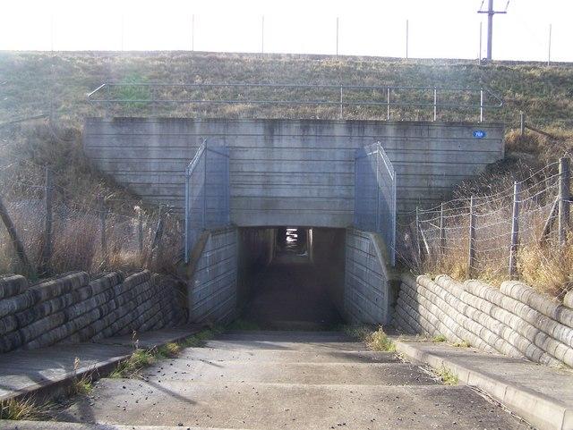 Subway under CTRL
