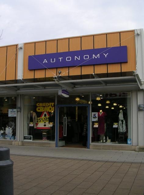 Autonomy - Junction 32