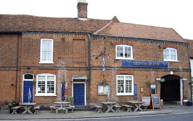 The Cock Inn Hatfield Broad Oak