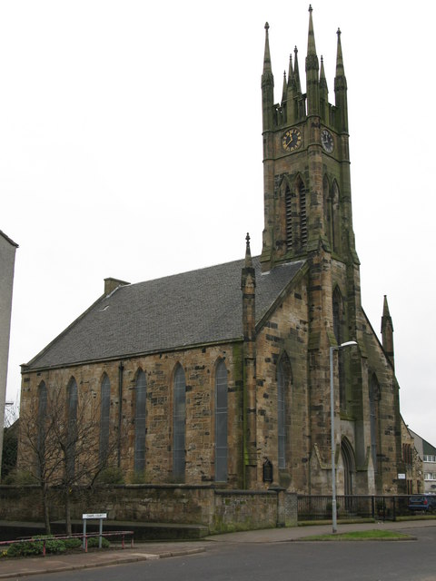 Rutherglen West and Wardlawhill Parish Church