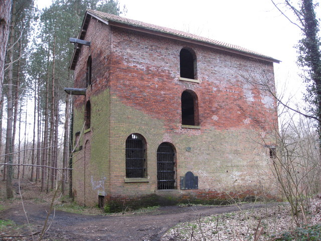 Moss Valley Mining - Seldom Seen Engine House