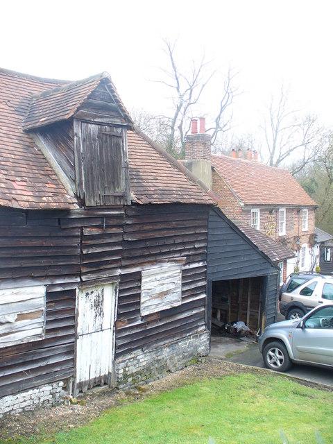 Brown Barn, Golden Grove