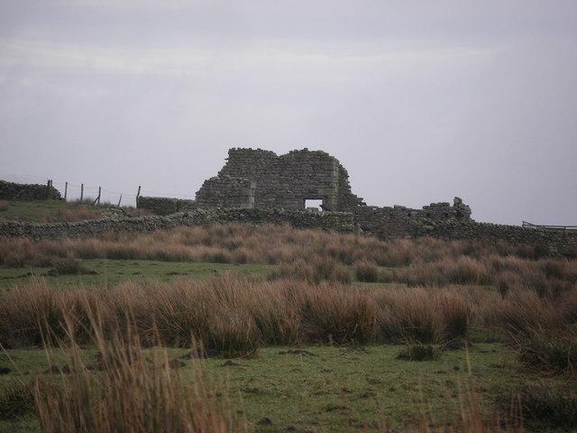 Ruin near Stauvin