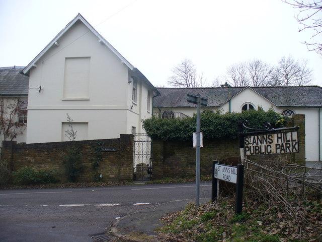 St Ann's Lodge