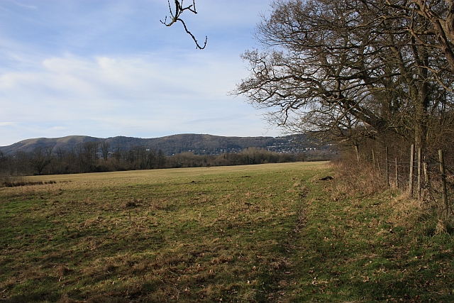 Path to Malvern Common