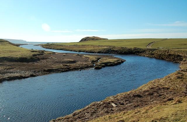 The Laggan River