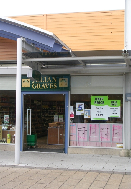 Julian Graves - Junction 32