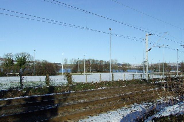 Railway at Parklea