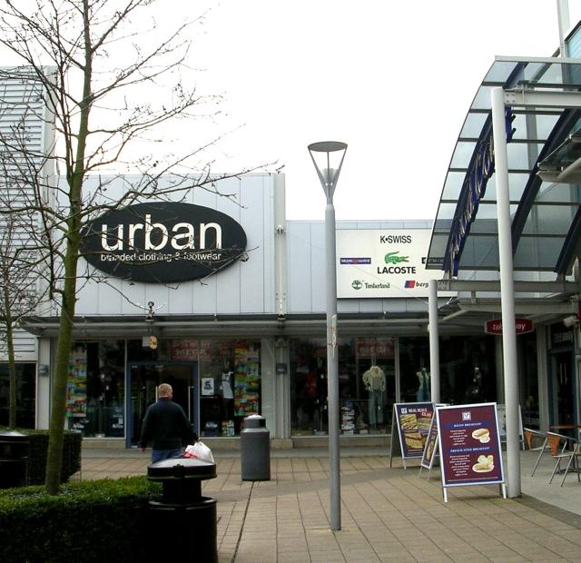 Urban - Junction 32