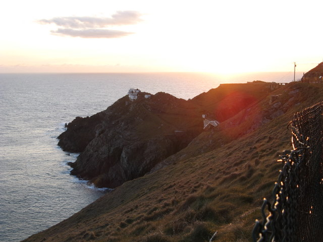 Sunset at Mizen Head