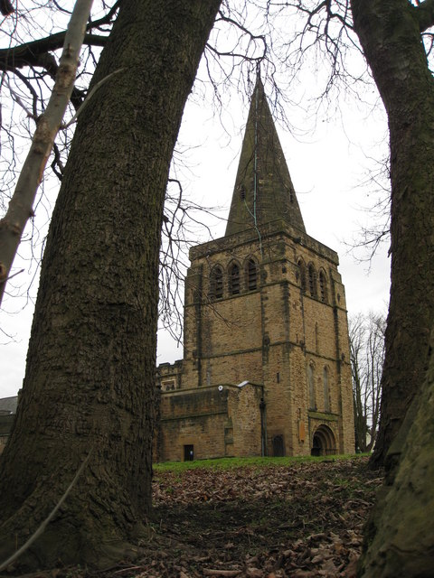 Eckington - St. Peter and St. Paul's Church