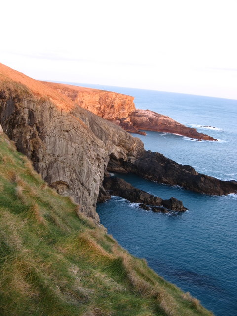 Coastline at Mizen Head