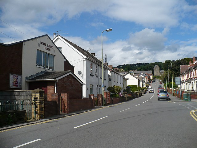 Church Street, Bedwas [2]