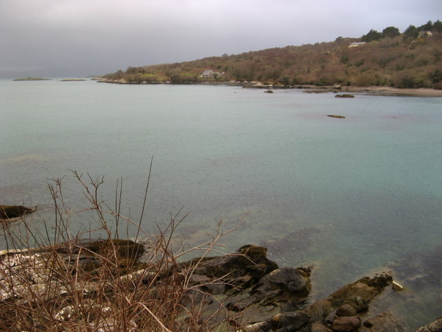 Coolieragh Harbour outlooking to Bantry Bay
