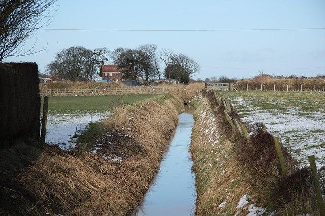 Addlethorpe drain