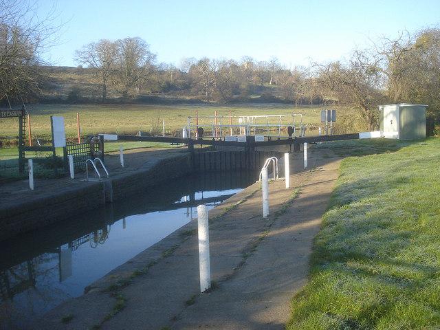 Strensham Lock - 1