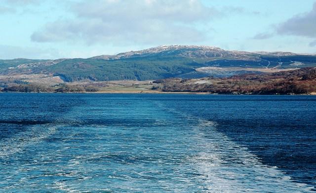 West Loch Tarbert View